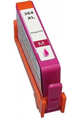 TNR HP Muadil Kartuş 364XL M Kırmızı