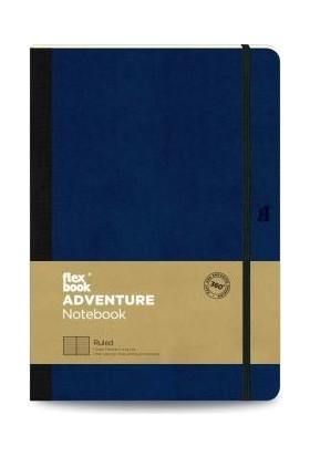 FlexBook 66 Adventure Esnek Not Defteri 17x24 cm Çizgili