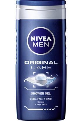 Nivea Protect&Care Duş Jeli 250Ml Erkek
