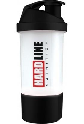 Hardline Nutrition Shaker 600 ml Siyah