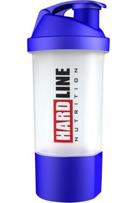 Hardline Nutrition Shaker Lacivert 600 ml.