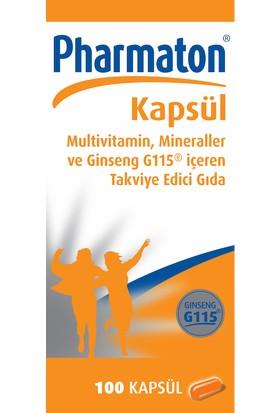 Pharmaton 100 Kapsül Multivitamin