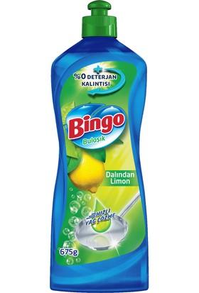 Bingo Bulaşık Deterjanı Dalından Limon 675 ml