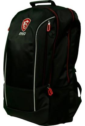04cfc64d234a8 Msı 17.3 Gaming Nb Dragon Logo Backpack G34-N1Xx009-Sı9-17Tr Laptop Çantası  ...