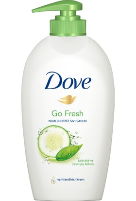Dove Sıvı Sabun Fresh Touch 500 ML