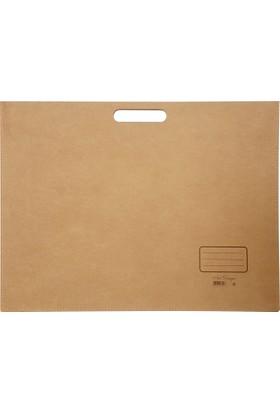 hobi24 Kraft Resim-Proje Teslim Dosyası 35 x 50Cm