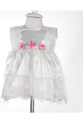 Bebeğime Cici Kız Bebek Mevlüt Elbisesi