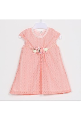Bebeğime Cici Kız Bebek Elbise