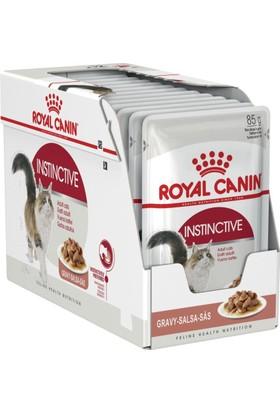 Royal Canin Fhn Instinctive Yetişkin Kedi Konservesi 85 Gr X 12
