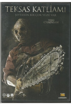 Teksas Katliamı Texas Chainsaw Dvd