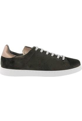 Victoria 125173-Gri Kadın Günlük Ayakkabı
