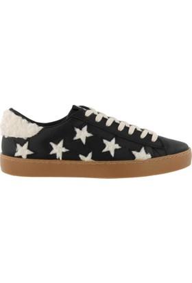 Victoria 126123-Siyah Kadın Günlük Ayakkabı