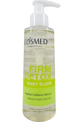 Cosmed Firm Detox Vegetal Caffeine Serum 200 ml