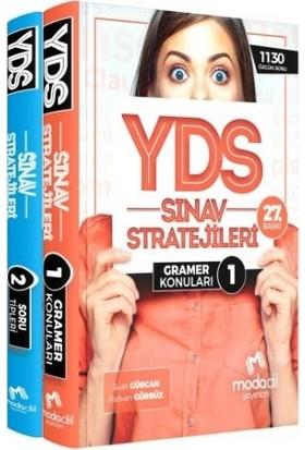 Modadil YDS Sınav Stratejileri Konu Anlatımlı 1-2 - Rıdvan Gürbüz