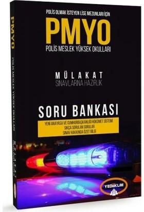 Yediiklim Yayınları PMYO Sınavlarına Hazırlık Mülakat Soru Bankası