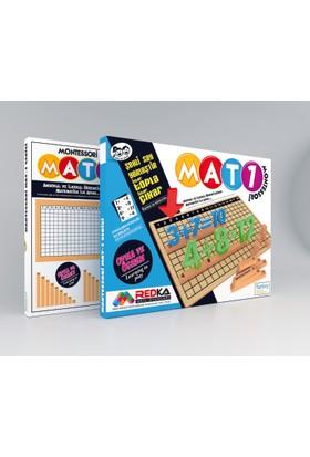 Redka Montessori Mat 1 Kod:052513