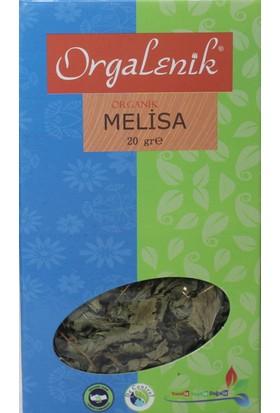 Orgalenik Organik Melisa Çayı 20 gr