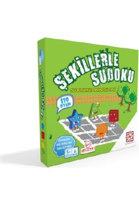 Türk Beyin Takımı Şekillerle Sudoku Akıl Oyunu