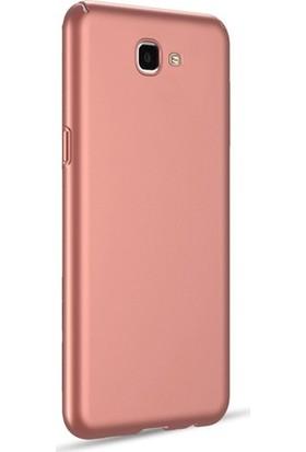 Syronix Samsung Galaxy J5 Prime İnce Mat Silikon Kılıf