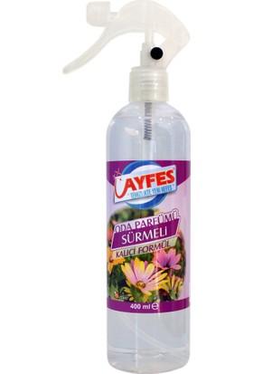 Ayfes Oda Parfümü Sürmeli 400 ml 24 Lü