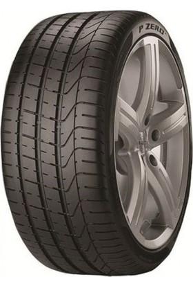 Pirelli 245/40Zr19 (98Y)XL P Zero(J) Yaz Lastiği (Üretim Yılı:2018)