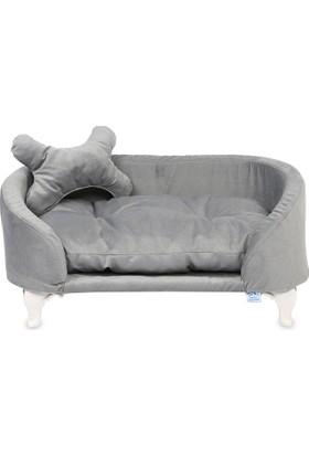 Kybele Orta Ve Küçük Irk Köpek Yatağı 80X55 Cm