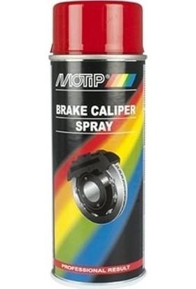 Motip Fren Kaliper Sprey Boya Kırmızı - Brake Calipper Red
