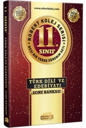 Robert 11. Sınıf Türk Dili Ve Edebiyatı Soru Bankası-Yeni
