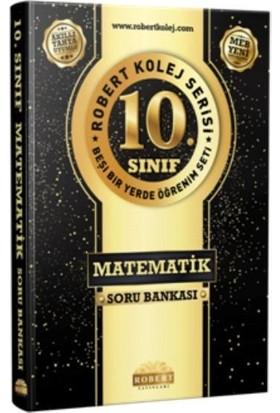 Robert 10. Sınıf Matemetik Soru Bankası-Yeni