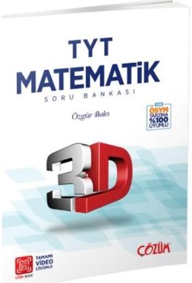 Çözüm Yayınları TYT 3D Matematik Soru Bankası - Özgür Balcı