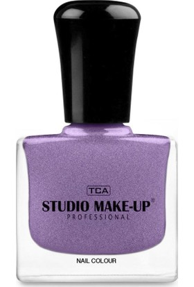 Tca Studio Make-Up Nail Color No: 124