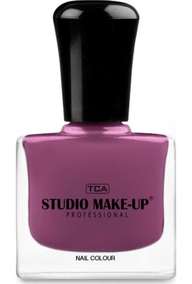 Tca Studio Make-Up Nail Color No: 126