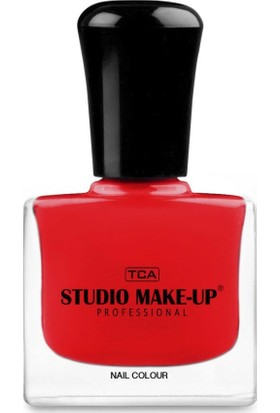 Tca Studio Make-Up Nail Color No: 130