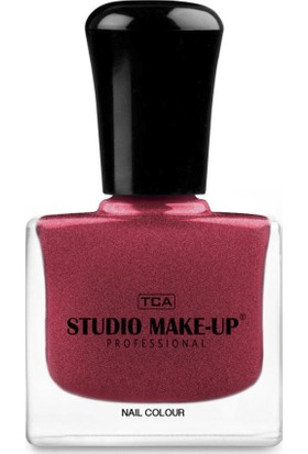 Tca Studio Make-Up Nail Color No: 134