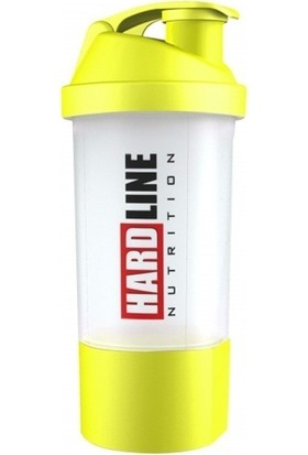 Hardline Shaker 600 ML Sarı