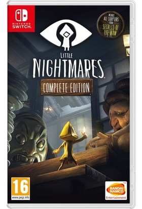 Bandai Namco Little Nightmares Complete Edition Nintendo Switch Oyun
