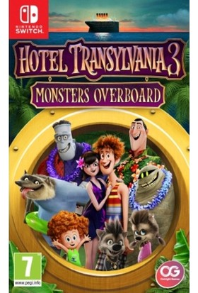 Outright Games Hotel Transylvania 3: Monsters Overboard Nintendo Switch Oyun