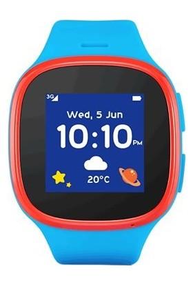 Alcatel Movetime MT30G Akıllı Çocuk Saati - Mavi