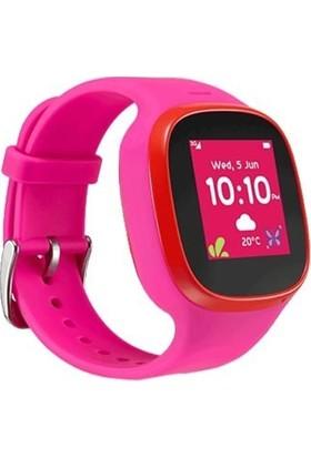 Alcatel Movetime MT30G Akıllı Çocuk Saati - Fuşya