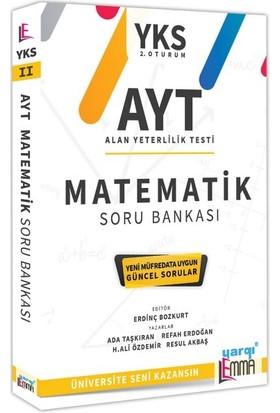 Yargı Lemma Yayınları YKS AYT Matematik Soru Bankası
