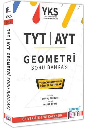 Yargı Lemma Yayınları YKS TYT AYT Geometri Soru Bankası