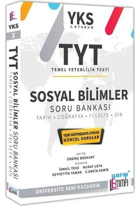 Yargı Lemma Yayınları YKS TYT Sosyal Bilimler Soru Bankası