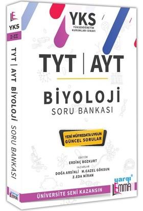 Yargı Lemma Yayınları YKS TYT AYT Biyoloji Soru Bankası