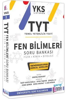 Yargı Lemma Yayınları YKS TYT Fen Bilimleri Soru Bankası