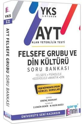 Yargı Lemma Yayınları YKS AYT Felsefe Grubu ve Din Kültürü Soru Bankası - Z.Engin Demir - M.Yasin Bağcı