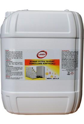Lansy 20 Litre Kombi Petek Tesisat Temizleme Kimyasalı