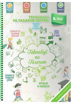 8. Sınıflar İçin Teknoloji Ve Tasarım Defteri