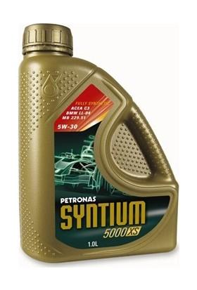 Petronas Syntium 5000 XS 5W/30 1Lt Motor Yağı