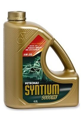 Petronas Syntium 5000 RN 5W/30 4 Lt Motor Yağı