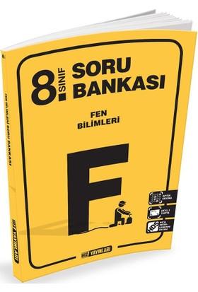 Hız Yayınları 8.Sınıf Fen Bilimleri Soru Bankası - 2019